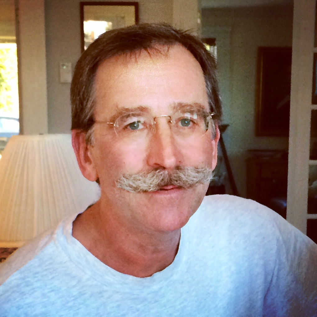 A Mustache With Its Own Zip Code Gap Year After Sixty