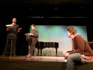 Love and Information at Stonington's Opera House