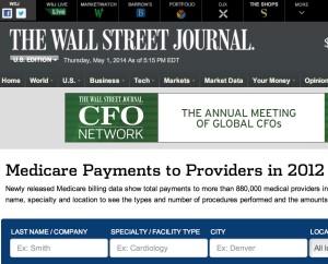 WSJ_Medicare_site