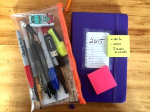 Smaller stickies for Three Things