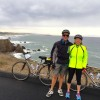 Bicycling Rte 1 / Pacific Coast Highway